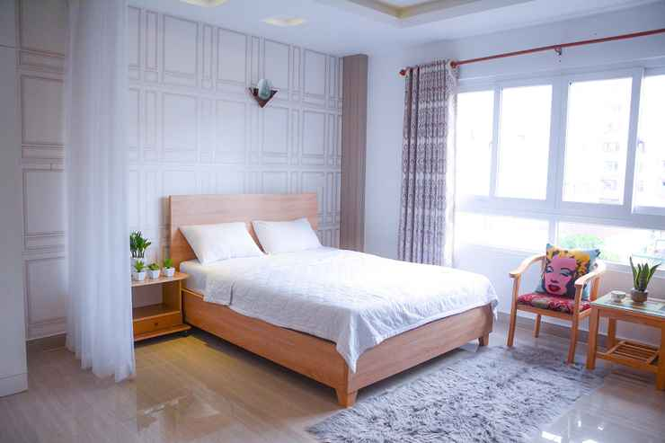 BEDROOM Paragon Saigon Luxury Apartment