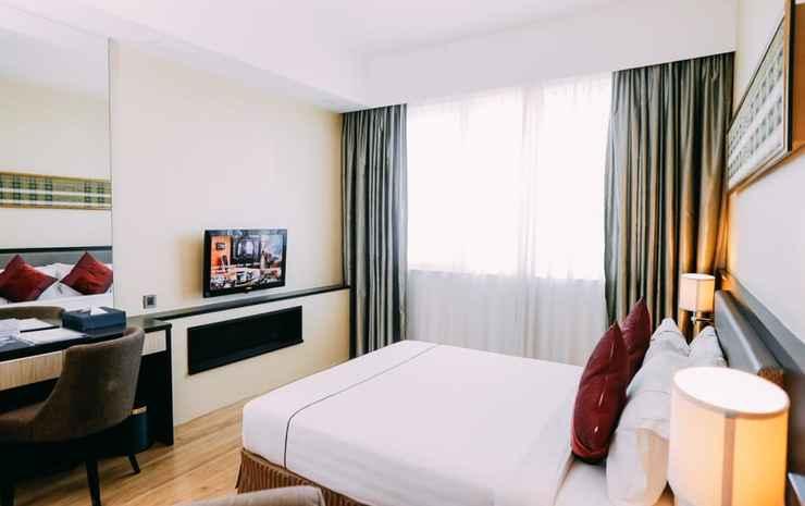 Hotel Granada Johor Bahru Johor - Kamar Twin Eksekutif