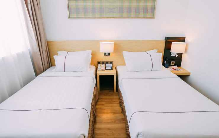 Hotel Granada Johor Bahru Johor - Kamar Twin Deluks