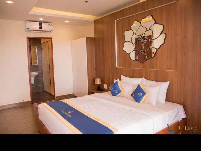 BEDROOM C'Lavie Hotel - Saigon Airport Hotel (former Friendly Hotel)