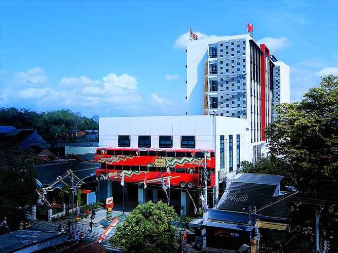 Meotel Jember By Dafam Hotel In Sumbersari Jember East Java