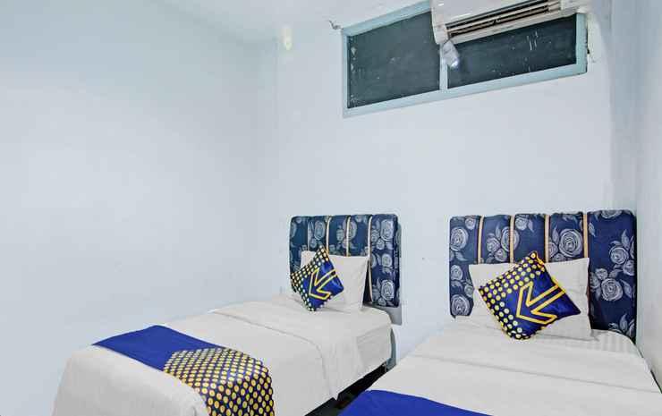 OYO 90468 Monalisa Guesthouse Padang - Standard Twin