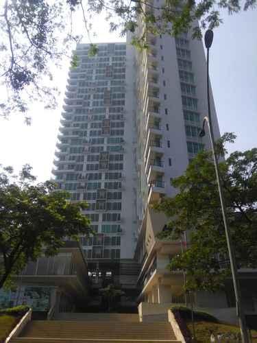 EXTERIOR_BUILDING Treepark Residence BSD