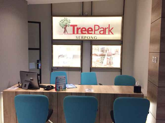 LOBBY Treepark Residence BSD