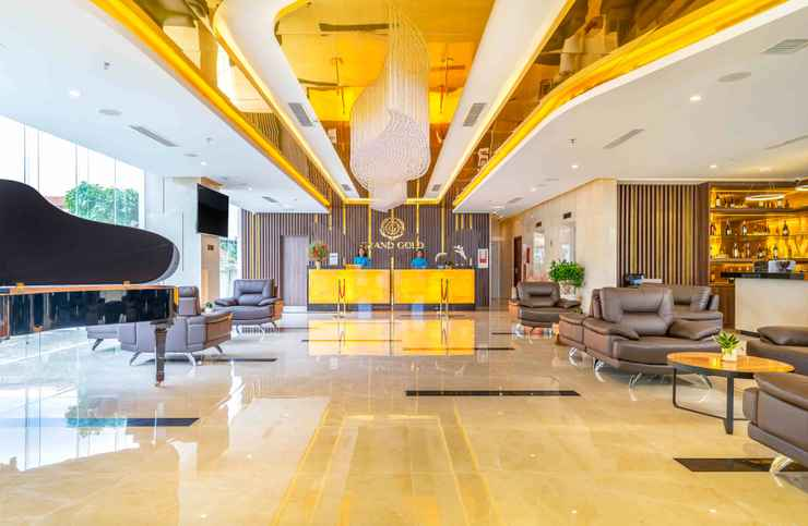 LOBBY Grand Gold Hotel