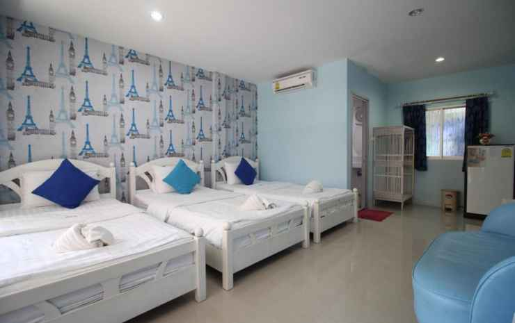 Tawaen Beach Resort Koh Larn Chonburi - Standard Triple