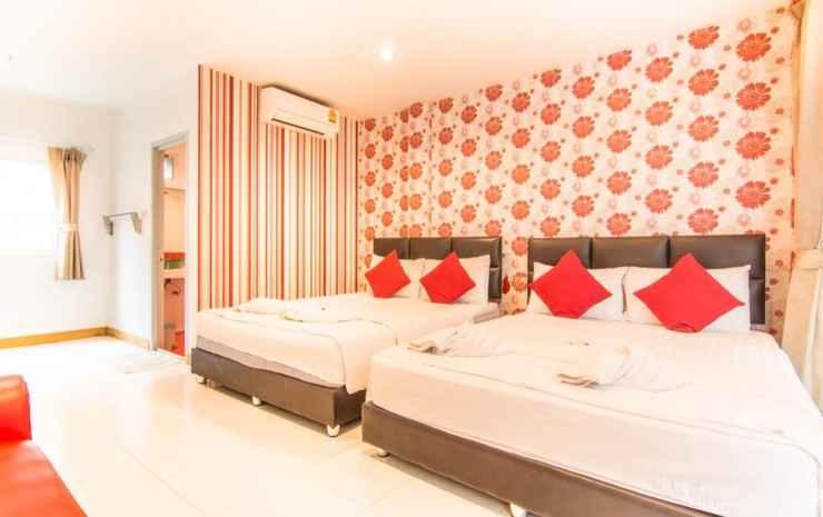 Tawaen Beach Resort Koh Larn Chonburi - Family Room