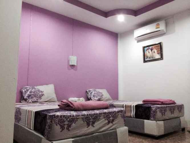 BEDROOM S-One Resort Suratthani