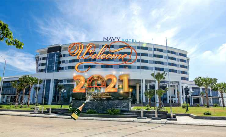 EXTERIOR_BUILDING Navy Hotel Cam Ranh