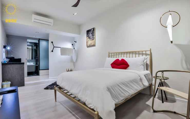 Expressionz Suite by iHost Global Kuala Lumpur - Minimalist Suite