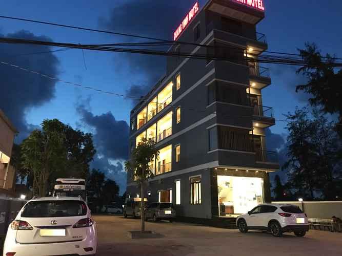 EXTERIOR_BUILDING Quang Vinh Motel