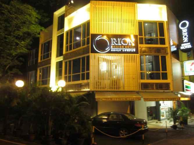EXTERIOR_BUILDING Orion Design Hotel