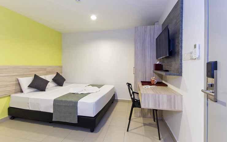 M Hotel @ Medan Tuanku Kuala Lumpur - King Bed