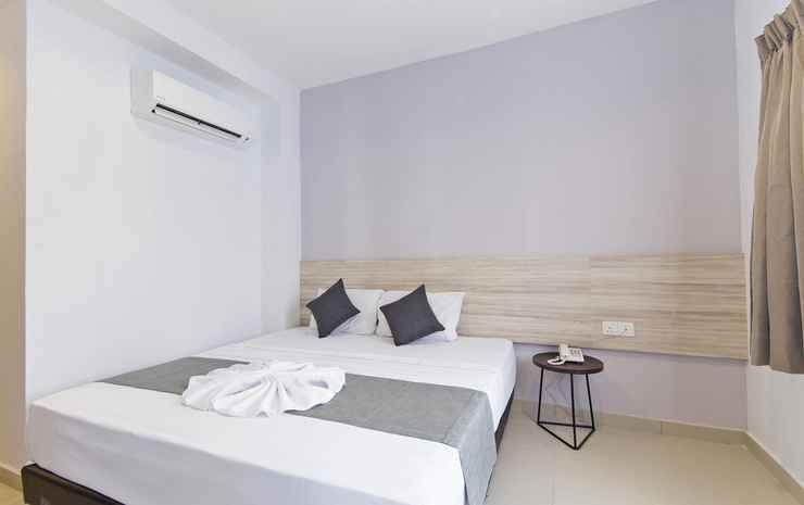 M Hotel @ Medan Tuanku Kuala Lumpur - Double Room