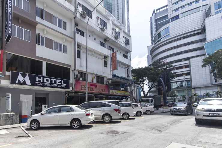 EXTERIOR_BUILDING M Hotel @ Medan Tuanku