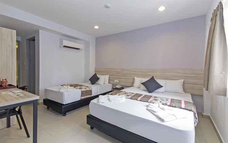 M Hotel @ Medan Tuanku Kuala Lumpur - Superior Room