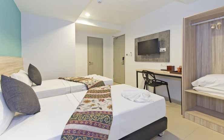 M Hotel @ Medan Tuanku Kuala Lumpur - Twin Room