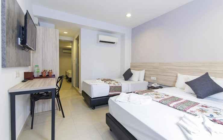 M Hotel @ Medan Tuanku Kuala Lumpur - Superior Deluxe Connecting Room