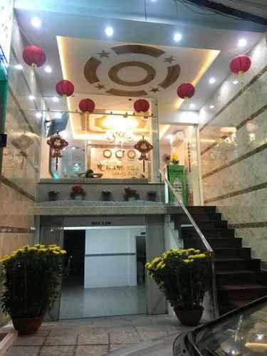 EXTERIOR_BUILDING Hằng Nga Luxury Hotel