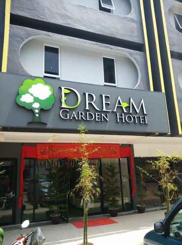 EXTERIOR_BUILDING Dream Garden Hotel