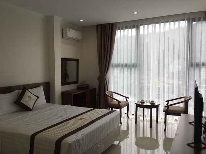 BEDROOM Ngan Ha Hotel Tam Dao
