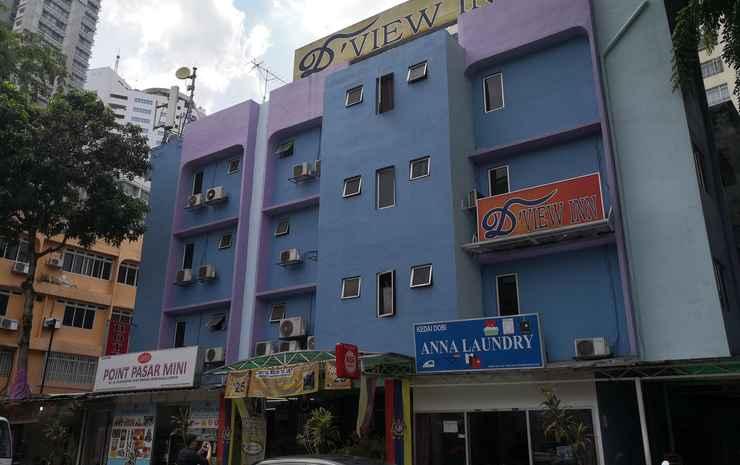 Hotel D'View Inn @ Bukit Bintang  Kuala Lumpur -