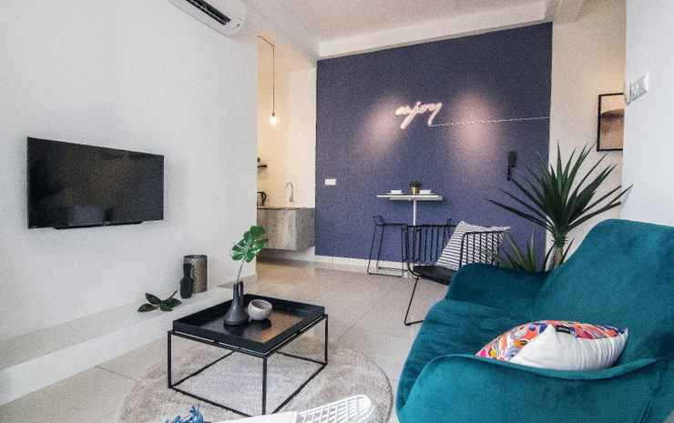 Arte Serviced Apartment @ Penang Penang - Two-Bedroom Apartment