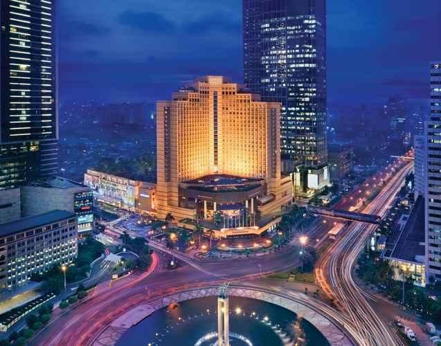 EXTERIOR_BUILDING Grand Hyatt Jakarta