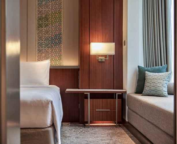 BEDROOM Grand Hyatt Jakarta
