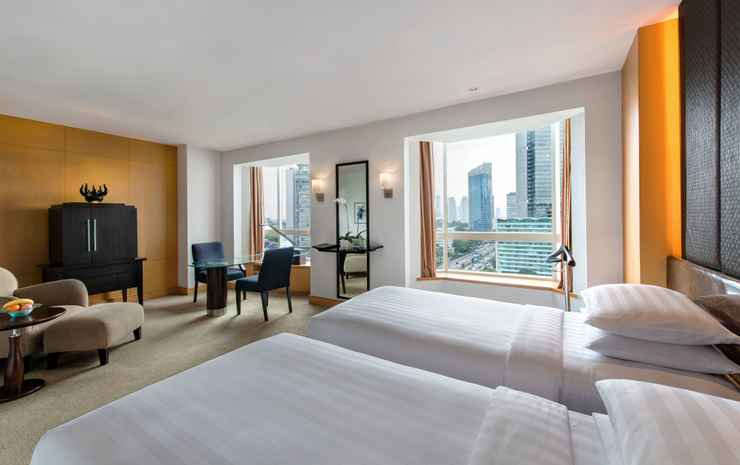 Grand Hyatt Jakarta Jakarta - 2 Twin Bed with Club Access