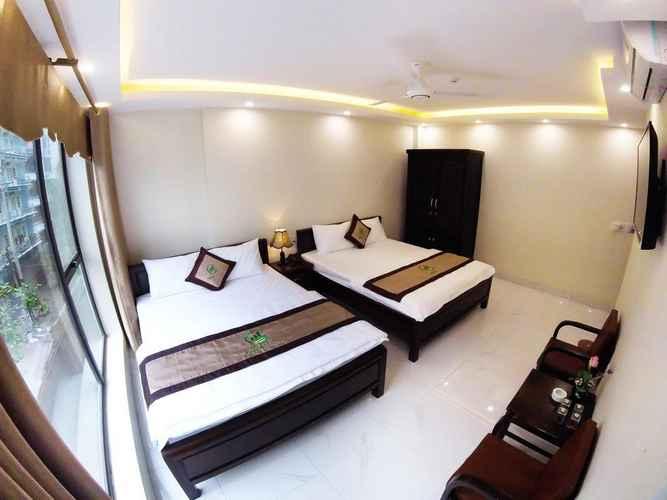 BEDROOM Green Hotel Thanh Hoa