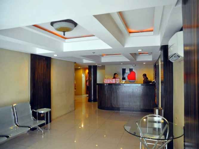 LOBBY Harts Hotel Quezon City