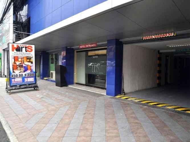 EXTERIOR_BUILDING Harts Hotel Quezon City