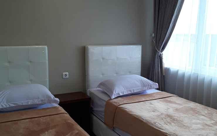 Karang Sari Hotel Sukabumi - Standard New For 2 Pax (Twin Bed)