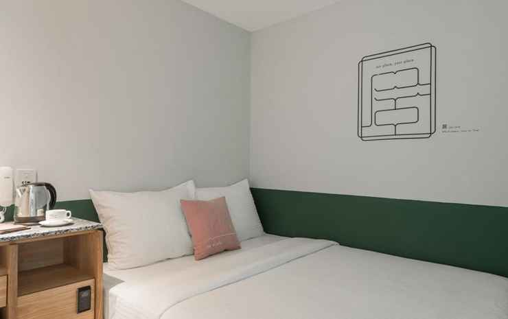 Bunk & Bilik Hotel Jalan Ipoh Kuala Lumpur - Standard Queen Room With Shared Bathroom