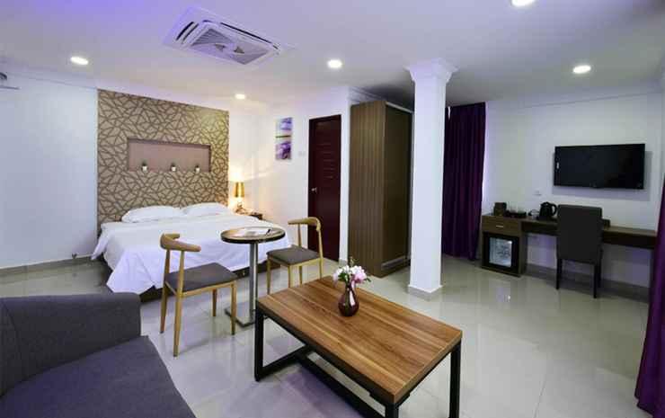 Poorna Hotel Kuala Lumpur - Superior Deluxe King Non refundable