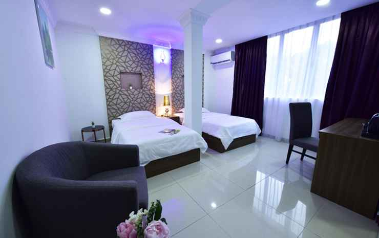 Poorna Hotel Kuala Lumpur - Superior Twin