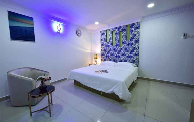 Poorna Hotel Kuala Lumpur - Superior King