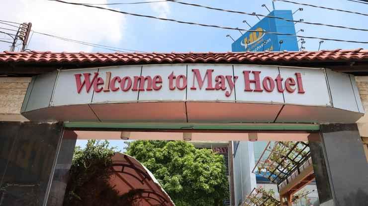 EXTERIOR_BUILDING May Hotel Binh Duong