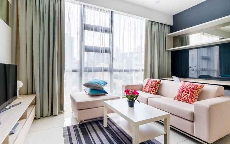 Laras Home @ The Robertson Suite Kuala Lumpur - Triple Suite