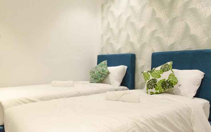 Summer House Bed & Cafe Kuala Lumpur - Twin Room Without Window