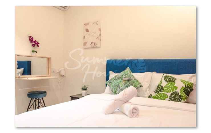 Summer House Bed & Cafe Kuala Lumpur - Double Room Without Window