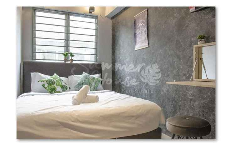 Summer House Bed & Cafe Kuala Lumpur - Double Room With Window