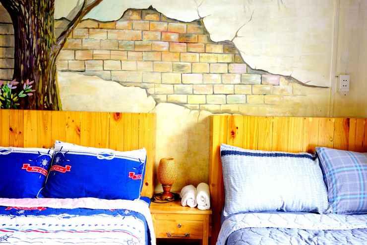 BEDROOM Wanderlust Saigon Hostel