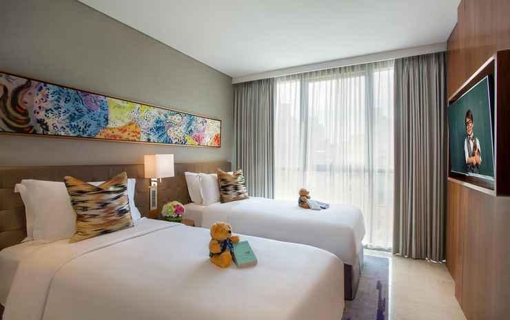 Ascott Sudirman Jakarta Jakarta - Studio Premier Twin Room Only Promotion