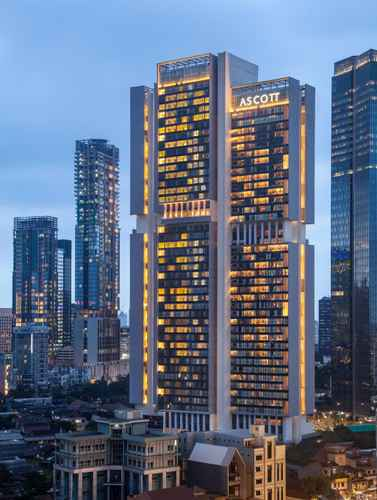 EXTERIOR_BUILDING Ascott Sudirman Jakarta