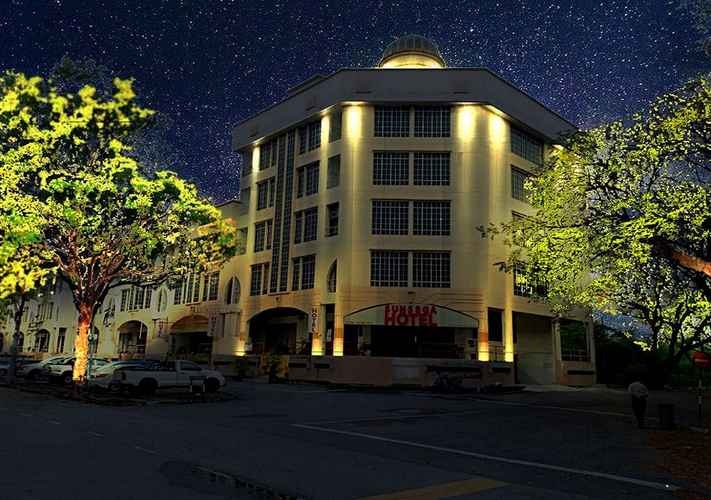 EXTERIOR_BUILDING Sunsega Hotel