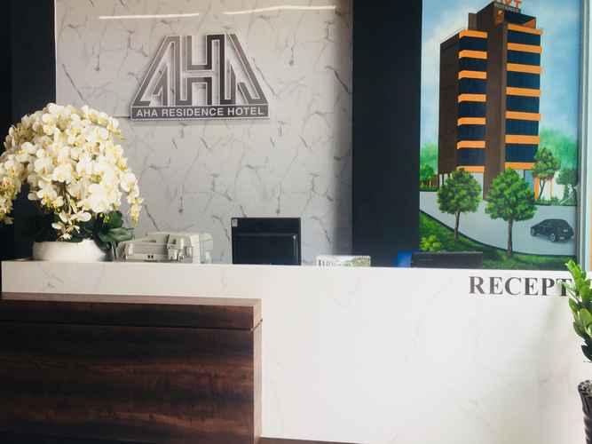 LOBBY AHA Residence Hotel