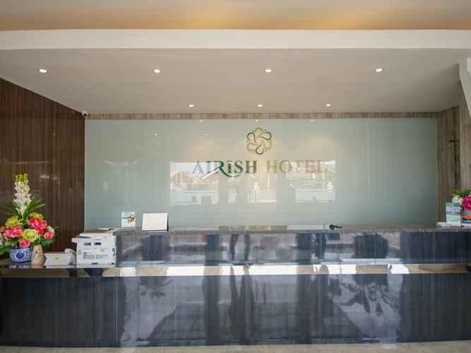 LOBBY Airish Hotel Palembang