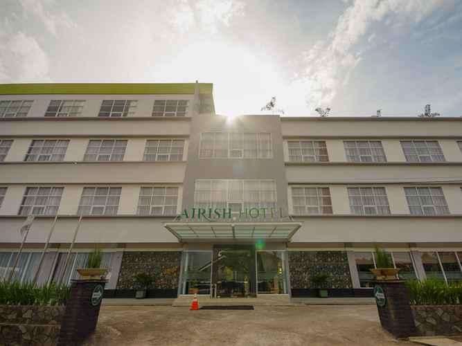 EXTERIOR_BUILDING Airish Hotel Palembang